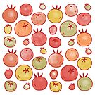 Tomatoes by Nic Squirrell