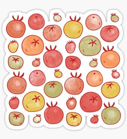 Tomatoes Sticker