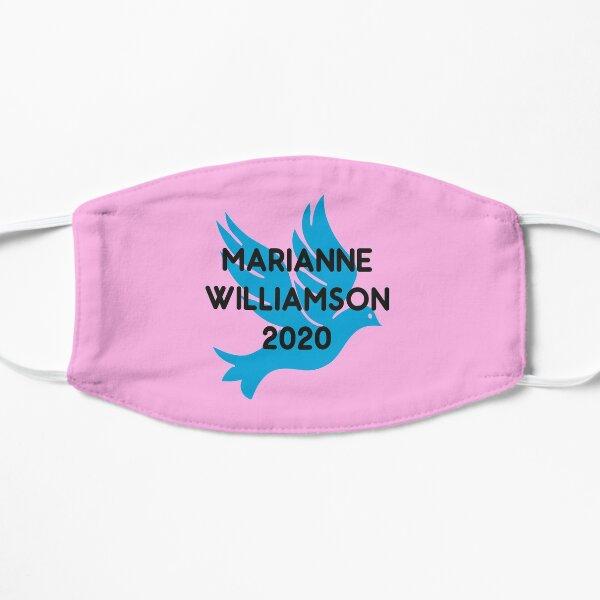 Marianne Williamson For President 2020 Flat Mask