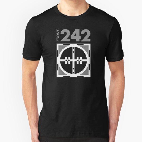 Front 242 - EBM Slim Fit T-Shirt