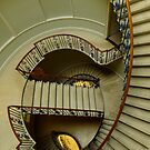 Stairs at Somerset House by Themis