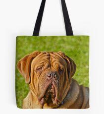 Ruby - The Dogue de Bordeaux Tote Bag