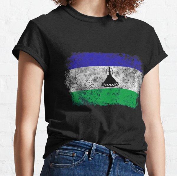 I Love Heart Lesotho T-Shirt