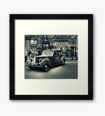 Wolseley 16/65 Framed Print