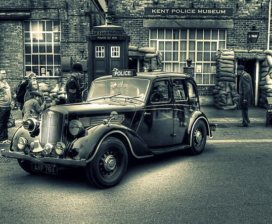 Wolseley 16/65 by larry flewers