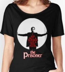 The Prisoner - I AM NOT A NUMBER! Women's Relaxed Fit T-Shirt