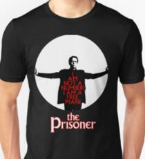 The Prisoner - I AM NOT A NUMBER! T-Shirt