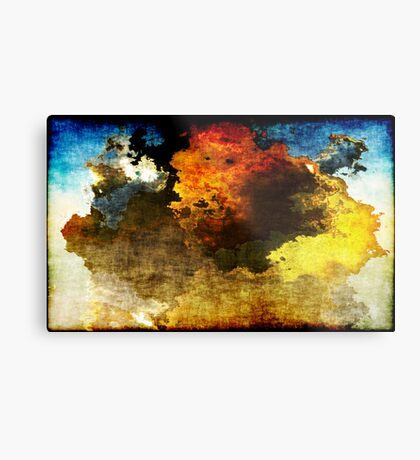 The Inescapability of Fate Metal Print