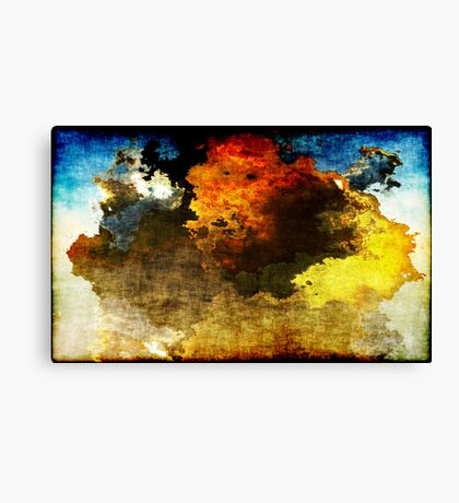 The Inescapability of Fate Canvas Print