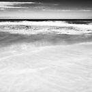 Churn - Great Ocean Road Victoria  by Norman Repacholi