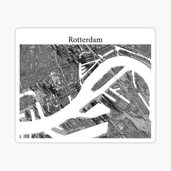 Rotterdam Shades Sticker