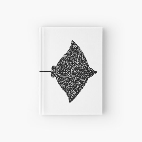 Dots Stingray Hardcover Journal