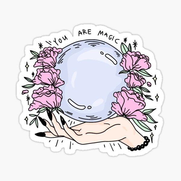 you are magic - pt2 [no bg] Sticker