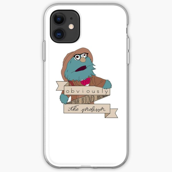 your beloved host iPhone Soft Case