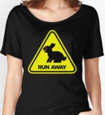 Killer Rabbit (Yellow) Women's Relaxed Fit T-Shirt