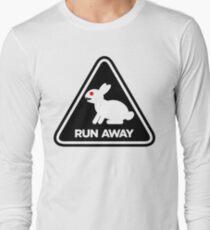 Killer Rabbit (Black) Long Sleeve T-Shirt