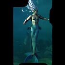 Iphone Cover - Merman by Pendraia
