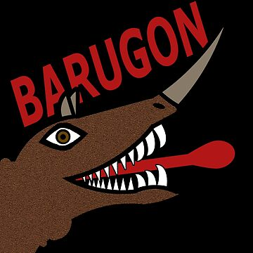 Barugon- Black by scribbledeath