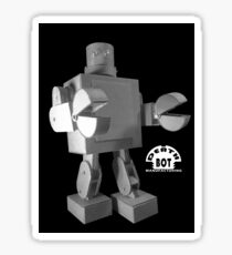 O.G. Deathbot - the real deal Sticker