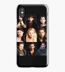 Characters Robin Edition iPhone Case