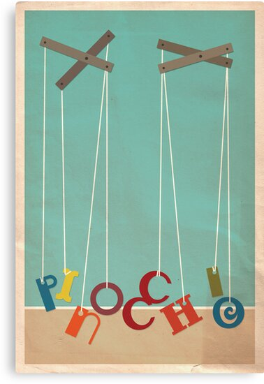 Pinocchio by Megan  Romo