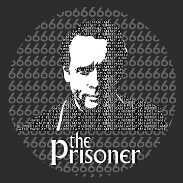 The Prisoner by scribbledeath