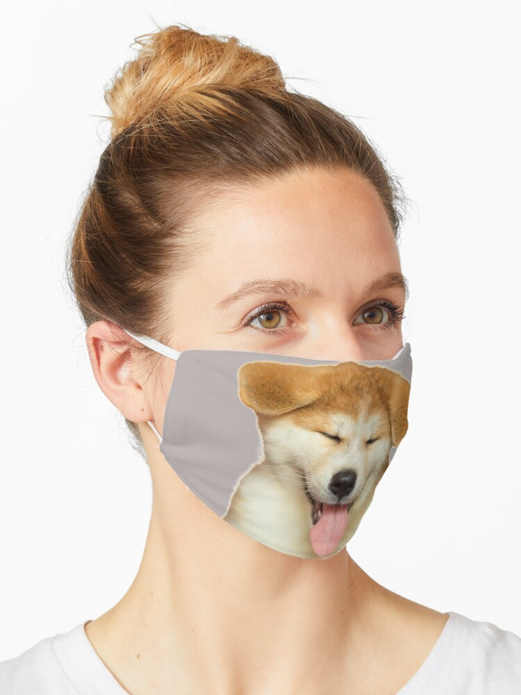 Funny T Shirts Puppy Cute Skoda Small White Baby Funny Prints Dogs Mask By Yanulik Redbubble