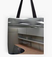 Warped Cubicle Tote Bag
