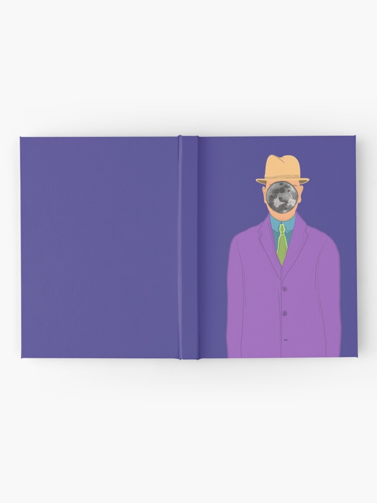 Alternate view of Moon Face Hardcover Journal
