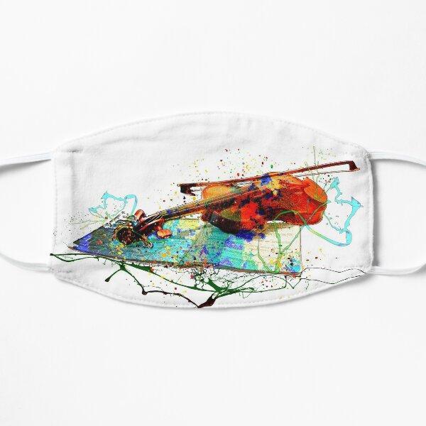 Violin Passion 01 Flat Mask
