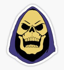 Skeletor Sticker