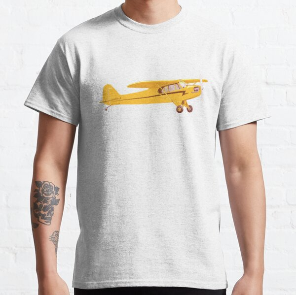 Little Yellow Plane Classic T-Shirt