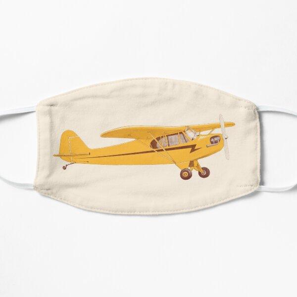 Little Yellow Plane Mask