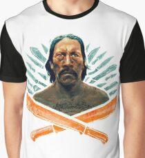 Machete Graphic T-Shirt