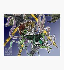 Demonic Twister Photographic Print