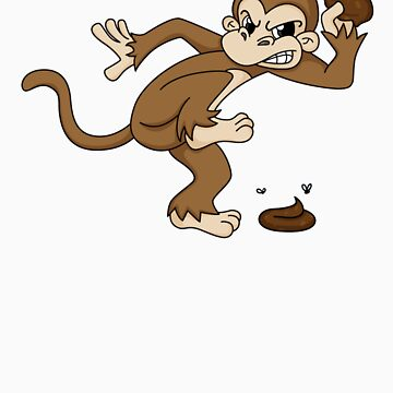 Angry monkey 2 by arah