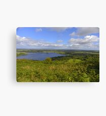 Lake Inchiquin - County Clare Ireland Canvas Print
