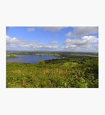 Lake Inchiquin - County Clare Ireland Photographic Print
