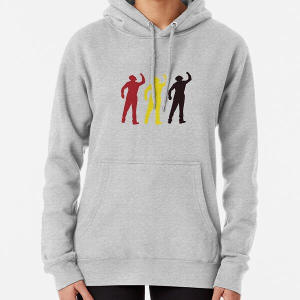 Thwarted! Shakes fist! Pullover Hoodie
