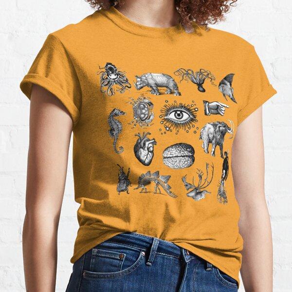 Cabinet of curiosities Classic T-Shirt