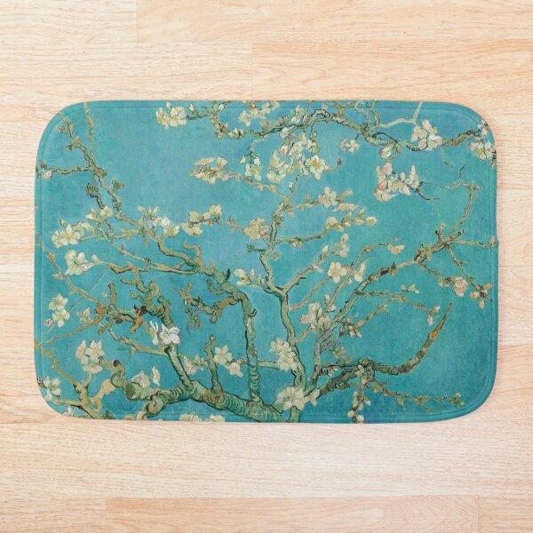 Van Gogh Blossoming Almond Tree Bath Mat