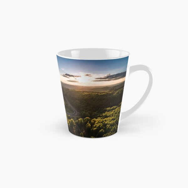 Karussell at Sunset Tall Mug