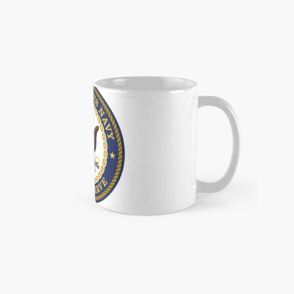 Navy Logo, United States Navy, Navy Reserve Classic Mug