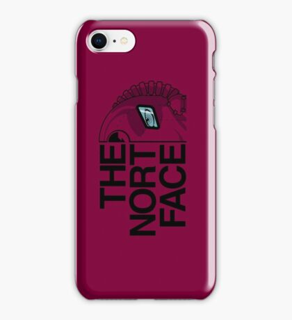 The Nort Face !!STAK!! iPhone Case/Skin