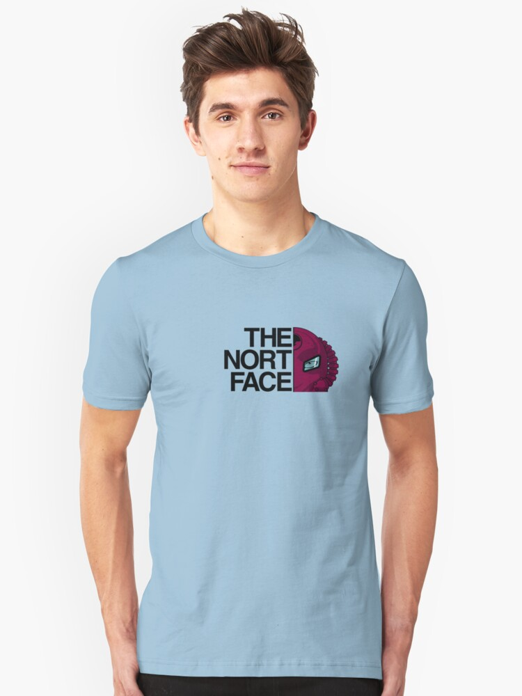 The Nort Face !!STAK!! Unisex T-Shirt Front