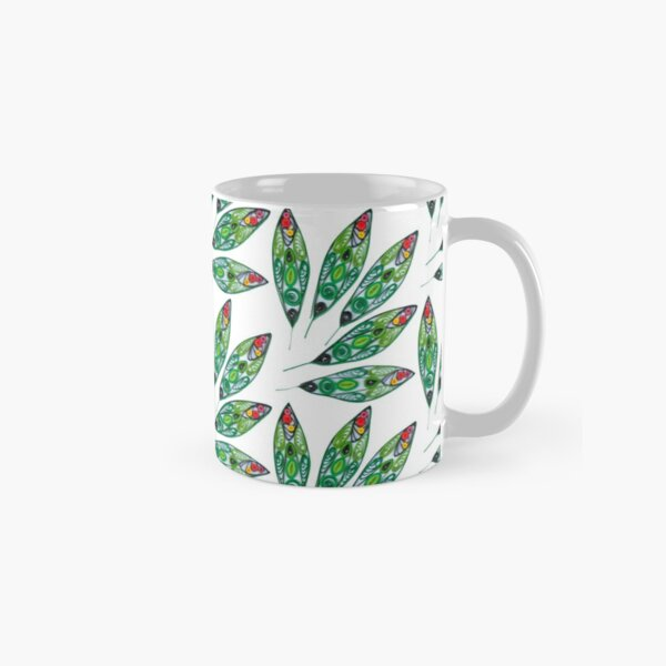 Magic Leaves Classic Mug