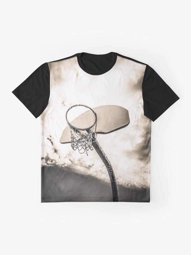 Alternate view of Hoop Dreams Graphic T-Shirt