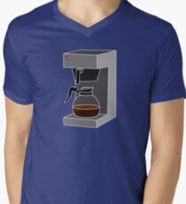Coffee Monkey - Filter Coffee Mens V-Neck T-Shirt