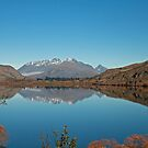 Lake Hayes Sth Island NZ by Macanz