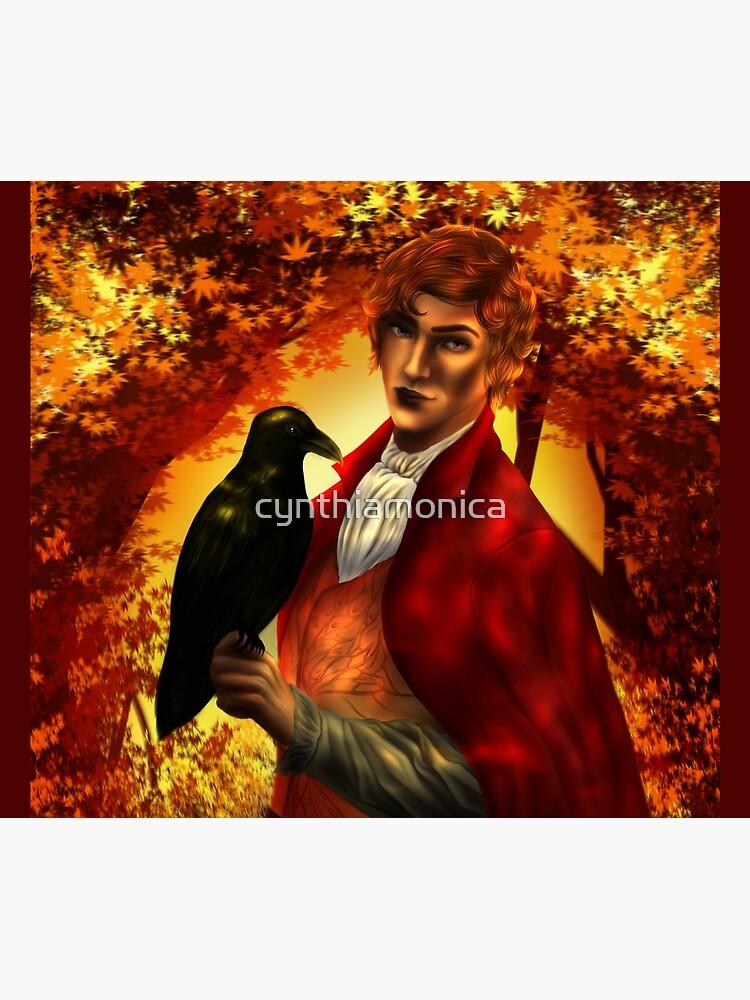 Rook - An Enchantment of Ravens by cynthiamonica